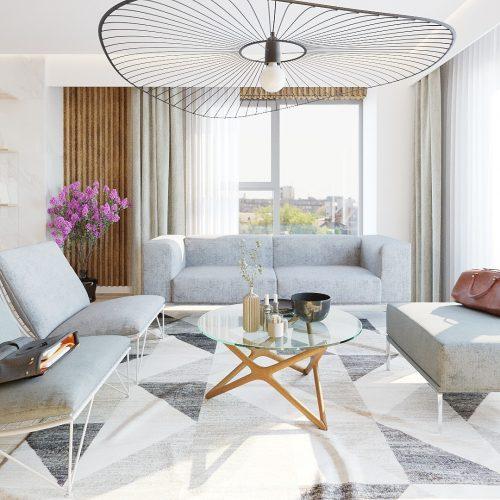 Design interior apartament victoriei