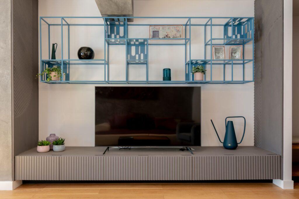 Living room design interior floreasca